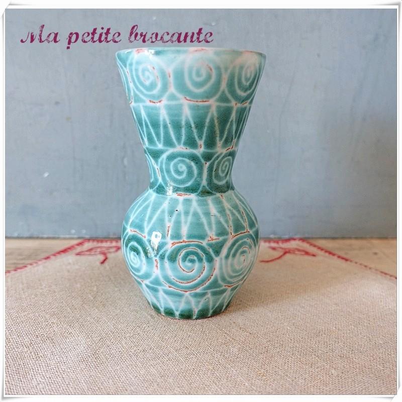Vase de Robert Picault Vallaris